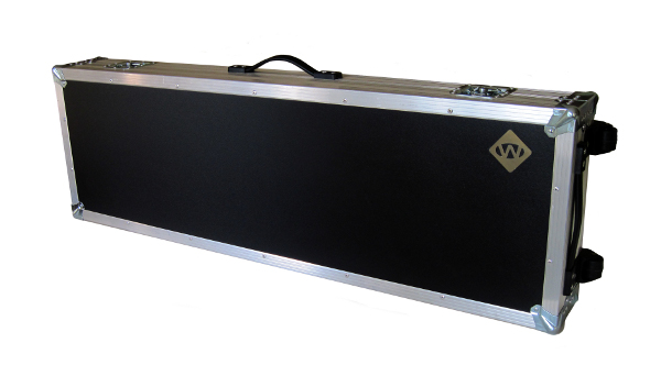 3 Octave Wernick Flight Case with space for accessories