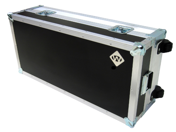 4 Octave Wernick Flight Case with space for Accessories