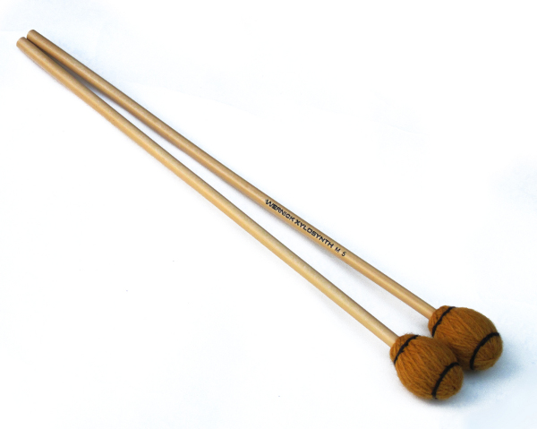 Wernick Rattan Handle Soft Marimba Style Mallets